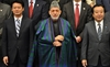 President Obama meets with Hamid Karzai to discuss Afghanistan's future