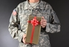Veterans can always be counted on to remember their fellow servicemembers during the holidays.