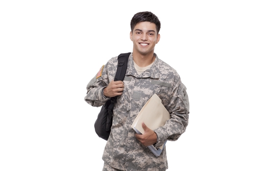 Veterans going back to school can receive help from organizations and personnel dedicated to their cause.