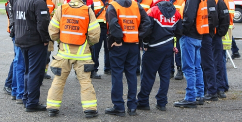 First responders and stress