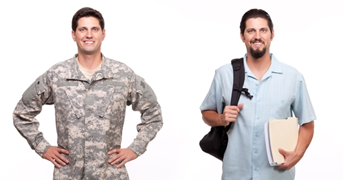 Organizations are helping vets access their education credits.
