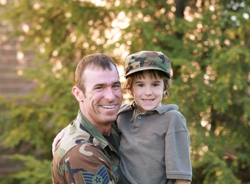 Military children face unique circumstances, but thankfully there are plenty of programs and services to help them.