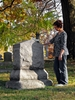 Military works to create electronic records to cemeteries