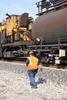 Many vets head to railroad industry after leaving service