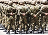 Growing number of soldiers separating from service