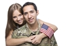 Military spouses often find it difficult to land jobs because of frequent moves